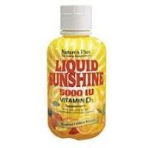 VITAMINA D3 liquid sunshine 473ml.