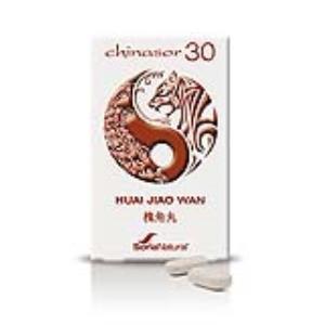 CHINASOR 30 huai jiao wan 30comp.