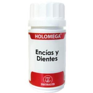HOLOMEGA ENCIAS Y DIENTES 50cap.