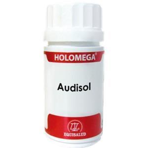 HOLOMEGA AUDISOL 50cap.