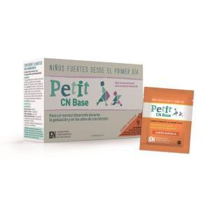 PETIT CN base sabor naranja 30sbrs. de LCN