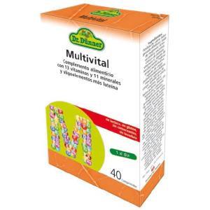 MULTIVITAL 40comp. DR.DUNNER