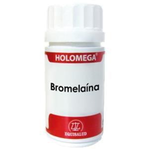 HOLOMEGA BROMELAINA 50cap.