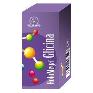 HOLOMEGA GLICINA 50cap.