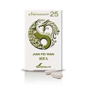 CHINASOR 25 jian fei wan 30comp.