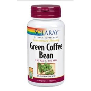 GREEN COFFE (cafe verde) extract 400mg. 60cap.