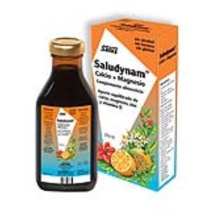 SALUDYNAM calcio+magnesio 250ml