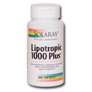 LIPOTROPIC 1000 plus 100cap.