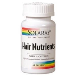 HAIR NUTRIENTS 60cap.