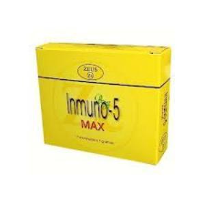 INMUNO-5 MAX 7sbrs.