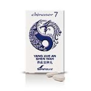 CHINASOR 07 yang xue an shen wan 30comp.