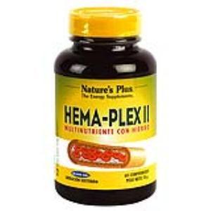 HEMAPLEX II (accion retardada) 60 comp.