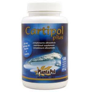 CARTIPOL plus (cartilago de tiburon 750mg)120cap. de PLANTAPOL