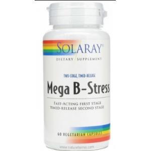 MEGA B-STRESS 60cap.
