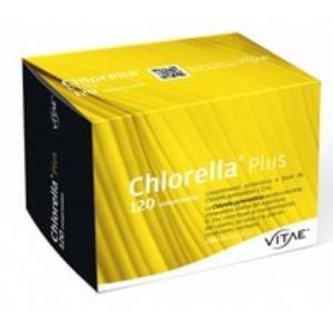 CHLORELLA PLUS 1000mg. 120comp. de VITAE