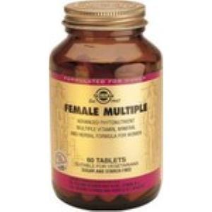 FEMALE MULTIPLE (compl.para la mujer) 120comp. de SOLGAR