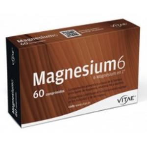 Magnesium6 60 Comprimidos VITAE