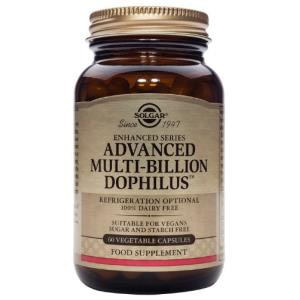 MULTI BILLION DOPHILUS AVANZADO 60vegicaps de SOLGAR