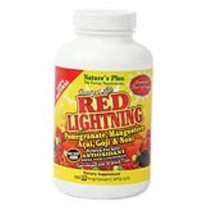RED LIGHTNING 180vegicap.