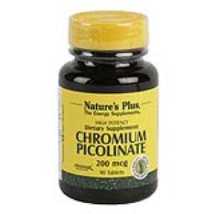 CHROMAX II 200mcg.(picolinato de cromo) 90 comp.