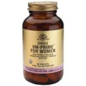 FORMULA VM PRIME WOMEN (mujer) 90comp. de SOLGAR
