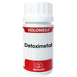 HOLOMEGA DETOXIMETAL 50cap.