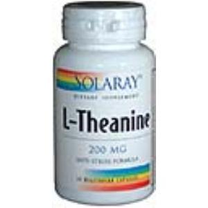 L-TEANINA (theanine) 200mg. 45cap.