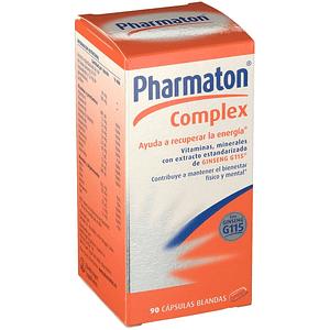 PHARMATON COMPLEX 90 COMP