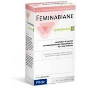 FEMINABIANE SPM (ciclo femenino) 80cap. de PILEJE