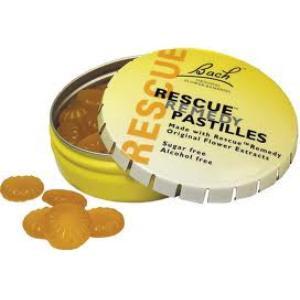 RESCUE REMEDY pastillas naranja 50grs.
