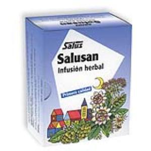 SALUSAN infusion 15sbrs.