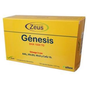 GENESIS DHA TG 1000 omega 3 30cap.
