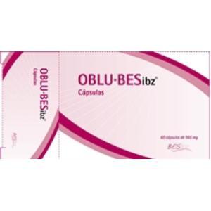 OBLUBESibz (oblusan) 60cap. de BESIBZ