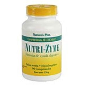 NUTRIZYME  90 comp. Masticable