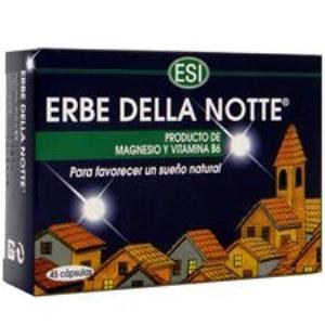 ERBE DELLA NOTTE (HIERBAS DE LA NOCHE) 45cap.