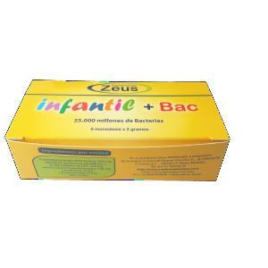 INFANTIL + BAC 8monodosis