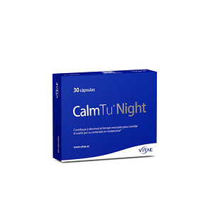 CalmTu Night 30 Cápsulas VITAE