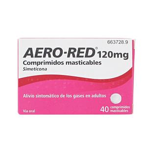 AERO-RED 120 mg 40 COMP CN:663728