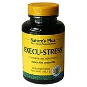 EXECU-STRESS (accion retardada) 60 comp.