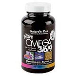 ULTRA OMEGA 3-6-9 90perlas