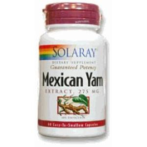 MEXICAN YAM 60cap.