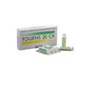 POLLENS 30CH caja de 6 tubos-dosis de BOIRON