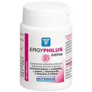ERGYPHILUS INTIMA 60cap. de NUTERGIA
