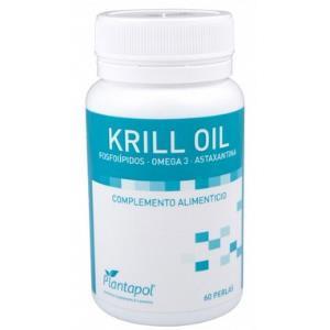 KRILL OIL aceite de krill antartico 60perlas
