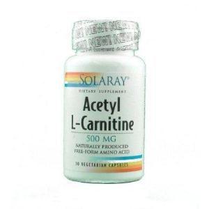 ACETYL L-CARNITINE 500mg. 30cap.