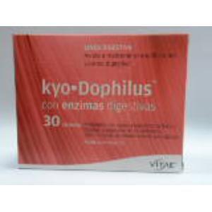 KYO-DOPHILUS enzimas 30cap. de VITAE