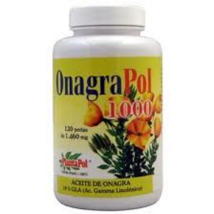 ONAGRAPOL 1000 120perlas de PLANTAPOL