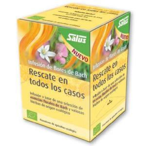 INFUSION FLORES BACH rescate 15sbrs. de SALUS