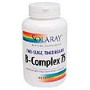 B COMPLEX ACCION RETARDADA 75 mg. 100cap.