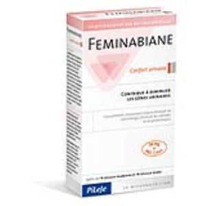FEMINABIANE confort urinario 28cap. de PILEJE